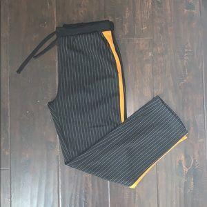 Zara Trafaluc Striped Pants